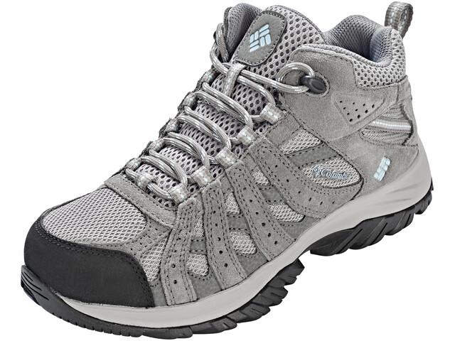 Columbia Redmond XT Mid Waterproof Naiset kengät , harmaa